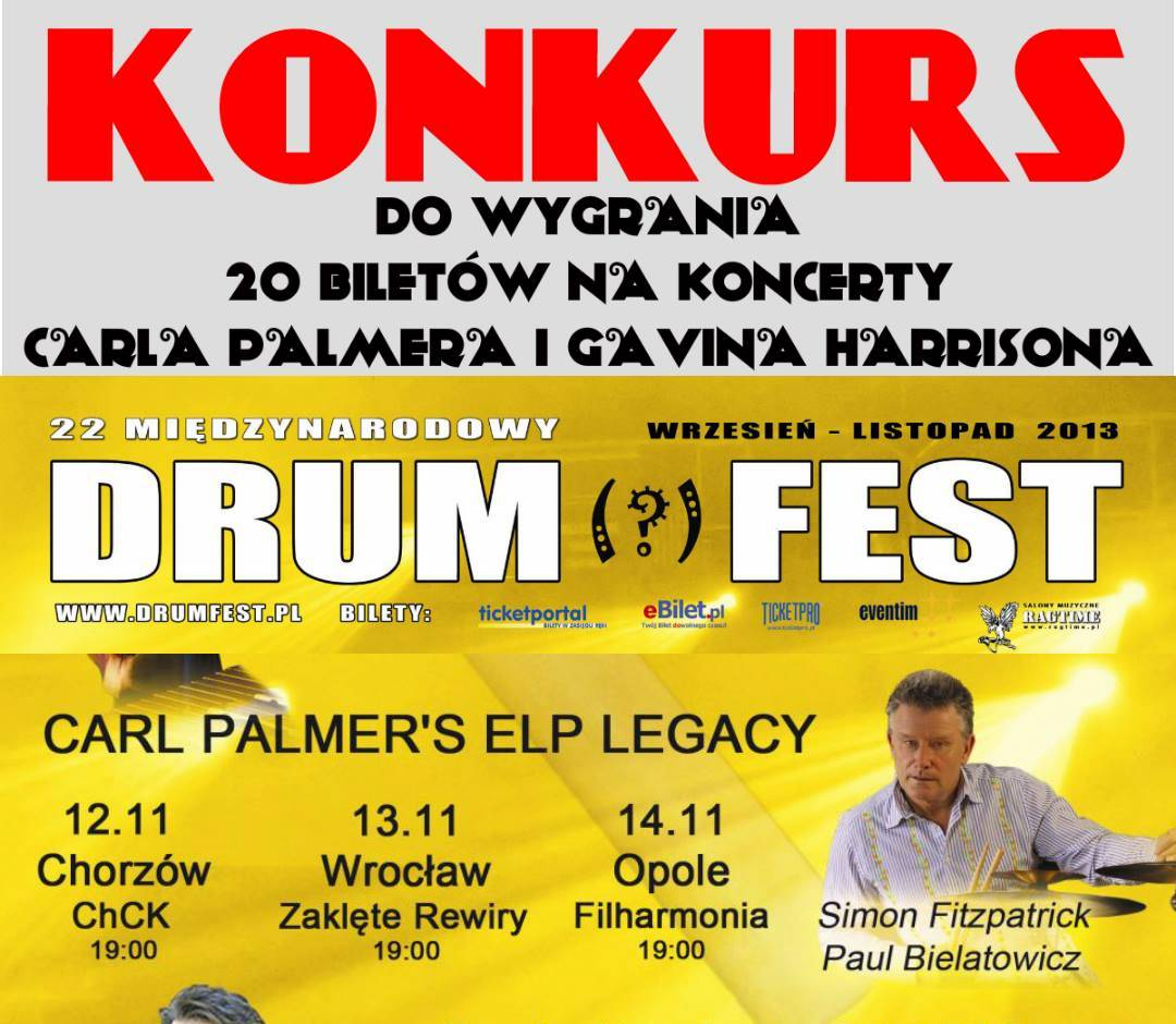 2013 November - Drum Fest in Poland