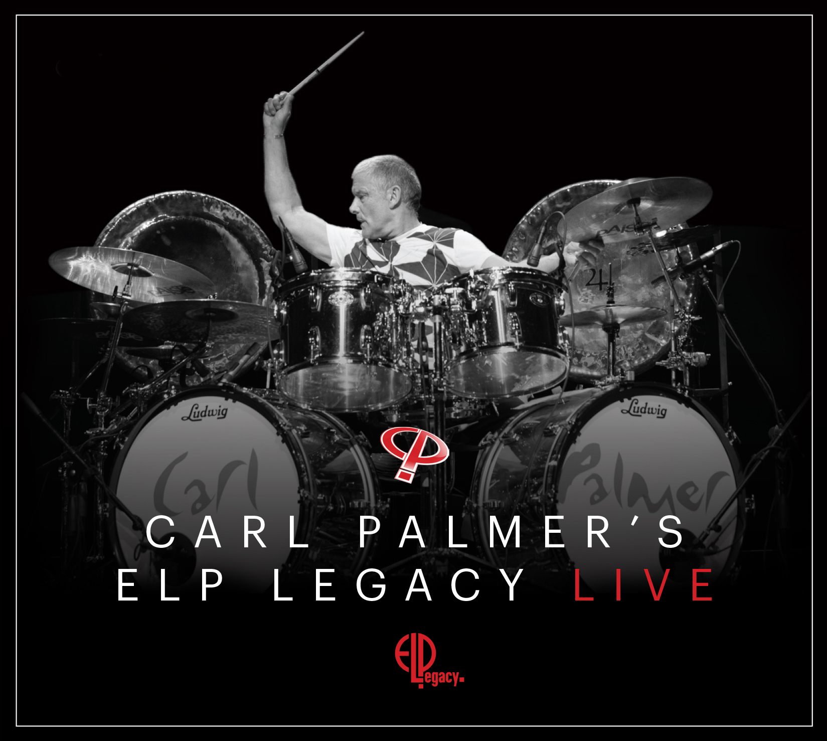 Carl Palmer Legacy Tour